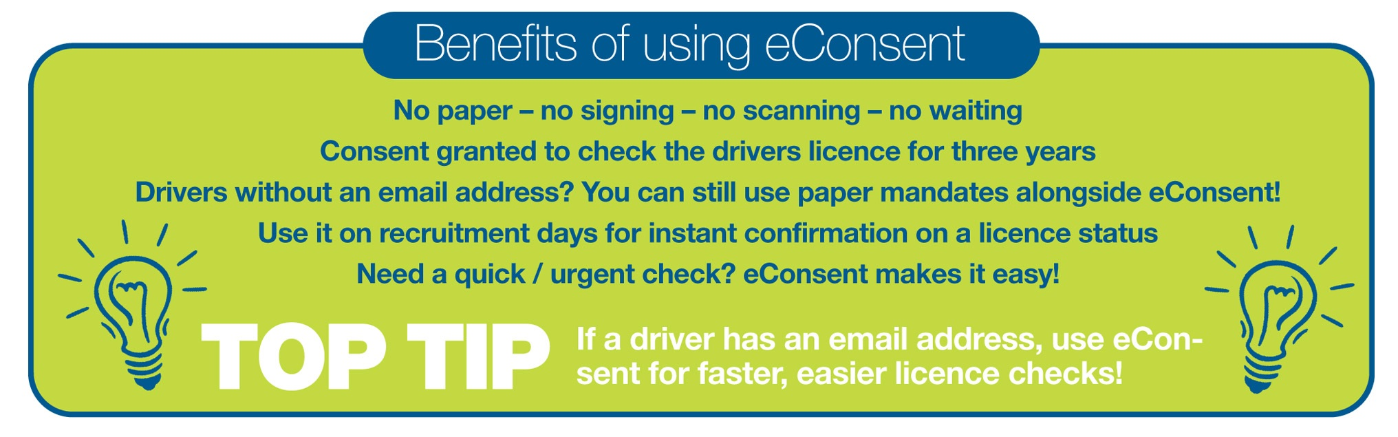 eConsent Benefits Image