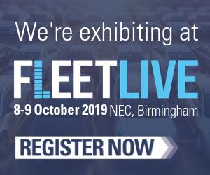 Fleet Live exhibition 1-9 October 2019. NEC Birmingham.